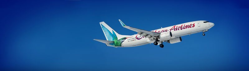 Caribbean Airlines Flights