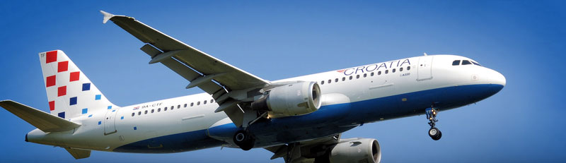 Croatia Airlines Flights