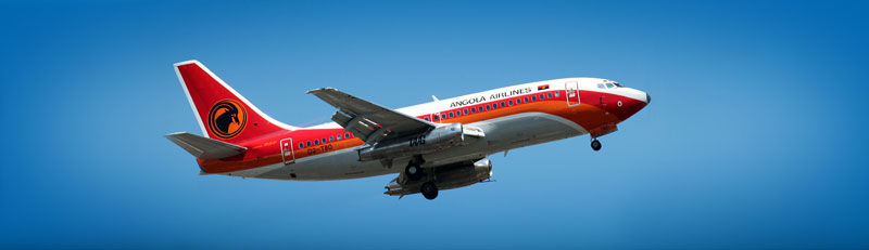 TAAG Angola Airlines Flights