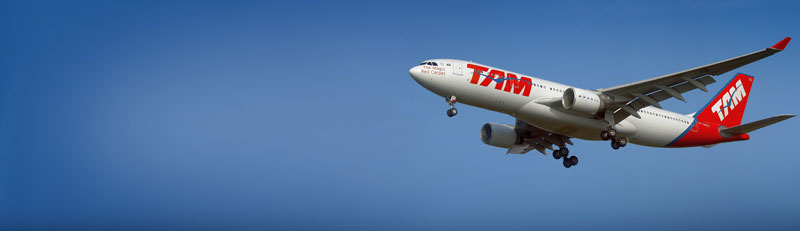 TAM Mercosur Flights